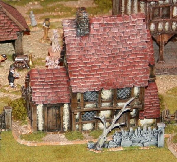 Warhammer Fantasy House