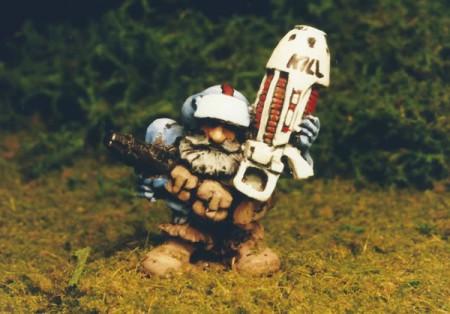 Space Dwarf