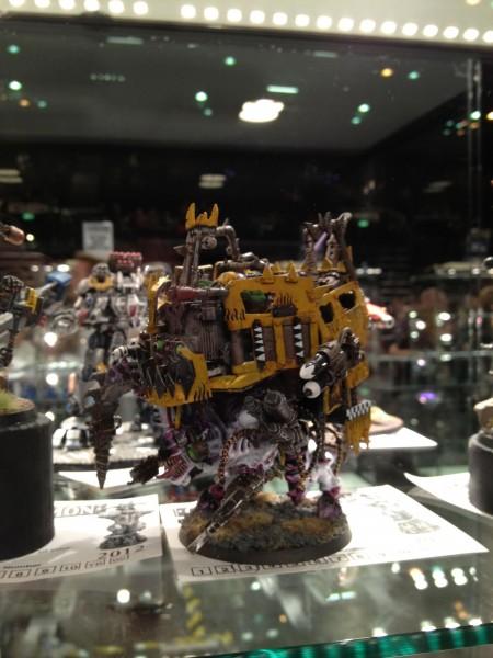 Ork Golden Demon entry