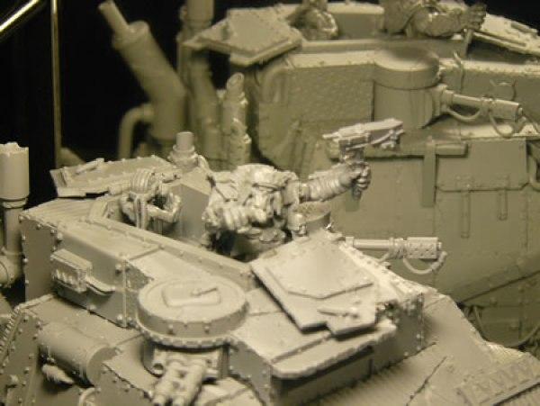 Kill Bursta - New Forge World Ork Tank