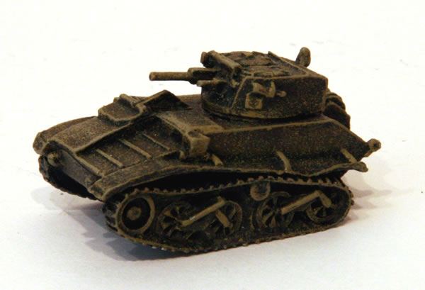 15mm British Light Tank Mk VI