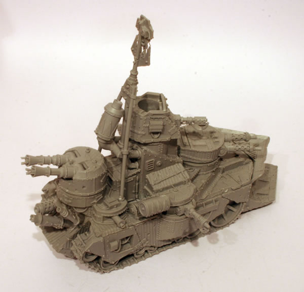 Grot Mega Tank