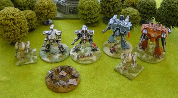 Epic Titan Legion