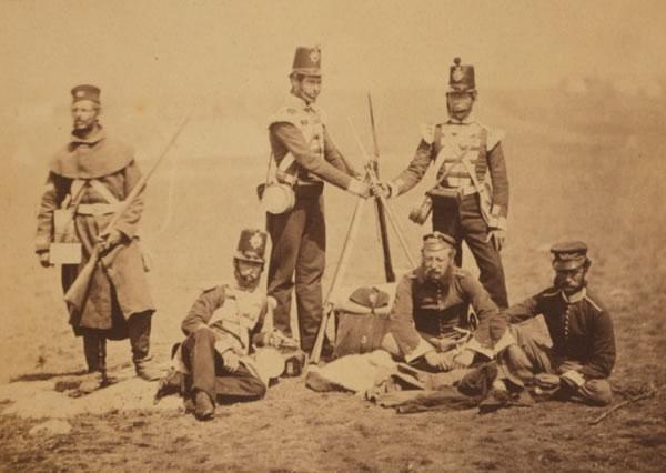 Crimean War Soldiers