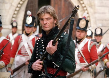 Richard Sharpe of the 95th Rifles