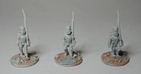 Crimean War British Infantry