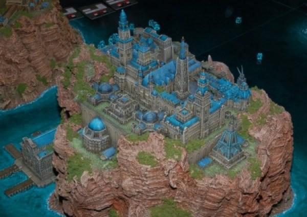 Inspiring Dystopian Wars Scenery via http://www.brueckenkopf-online.com/