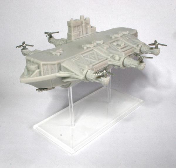 Kingdom of Britannia Illustrious Class Sky Fortress