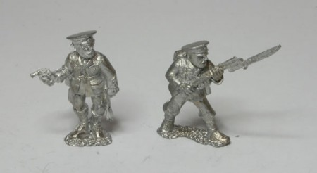 Wargames Foundry British Infantry in Dress Cap (1914)