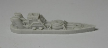Hussar Class Gunship