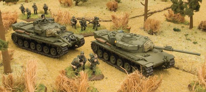 ANZAC Centurion Mk5