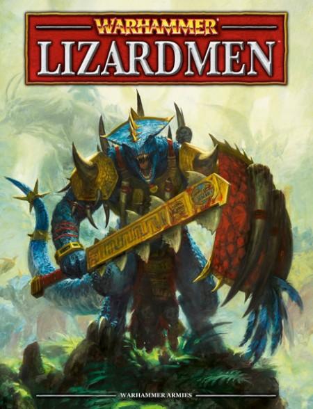 Lizardmen Army Book