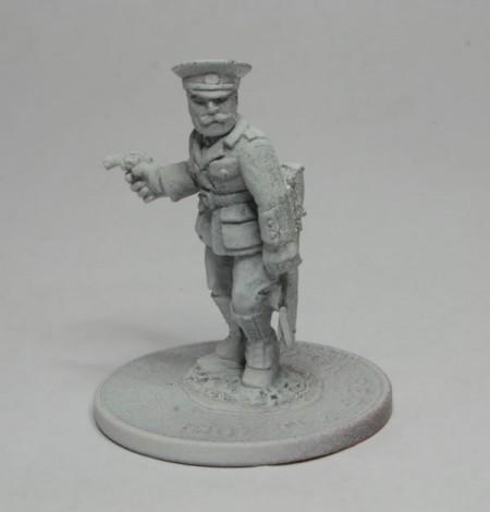 1914 British Officer