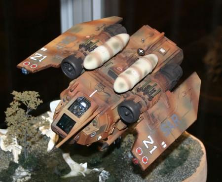 Imperial Navy Arvus Lighter - Warhammer 40K