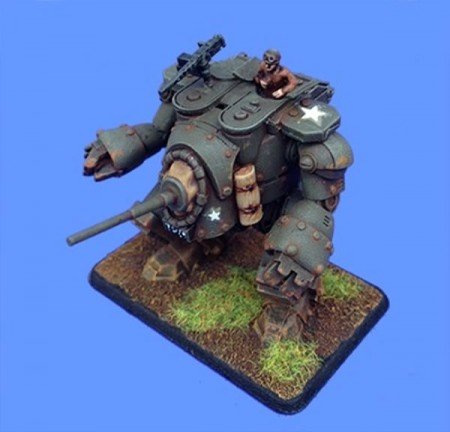 15mm US Grizzly Medium Walker