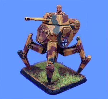 15mm German Light Mechpanzer Spinne Platoon
