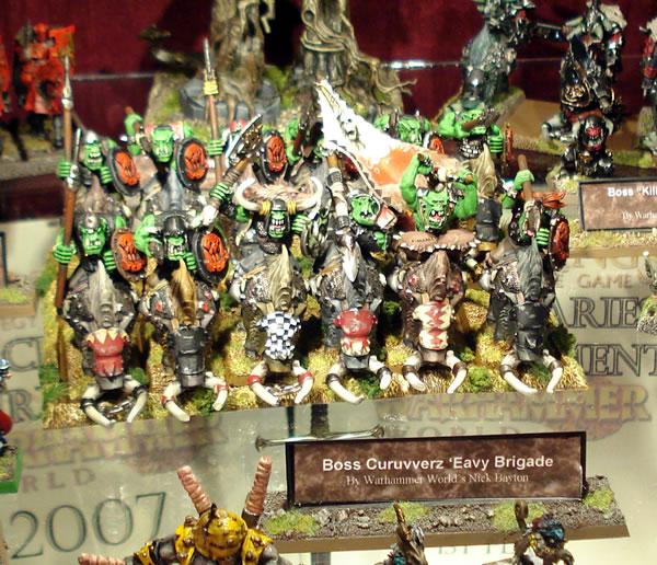 Boss Curuvverz 'Eavy Brigade