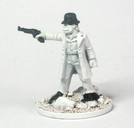 One of the Pinkerton Men