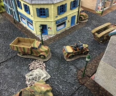 Late War - Warfare 2015