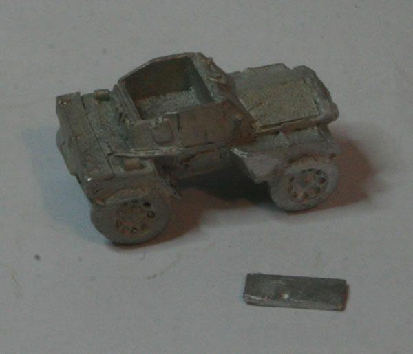 SDD British Daimler Dingo