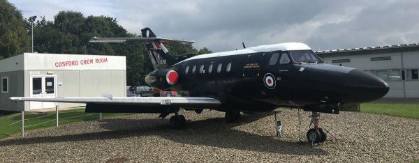 Hawker Siddeley Dominie T.Mk.1