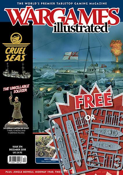 Wargames Illustrated 374