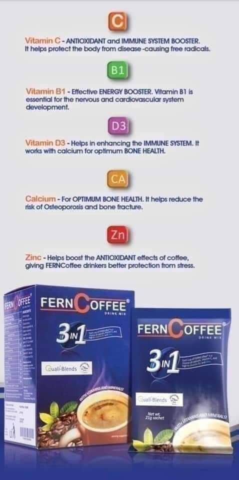 Fern-C Coffee
