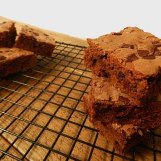 classic brownie baking subscription food gift