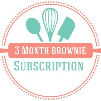 3month muffin baking subscription box logo