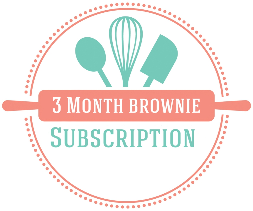 3month muffin baking subscription logo