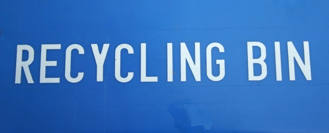 recycling bin recovery