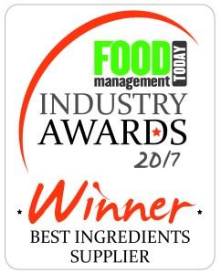 FMT Industry Awards Winner - Best Ingredients Supplier