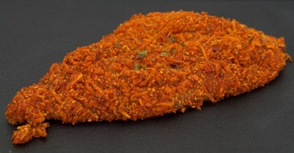 Gluten Free Tomato and Herb Meat Crumb