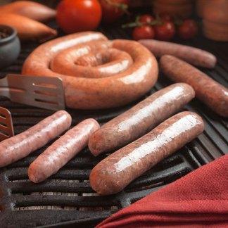 Sausage Mixes, Burger Mixes, Sausage Seasonings and Sausage Casings