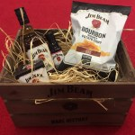 Jim Beam Goodies Crate from Innovative Food