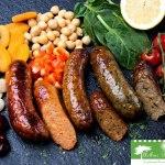 Arthur Pipkins 'MEAT & 2 VEG' sausage mixes