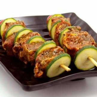 Bombay Style Lamb Kebabs with AVO Lafiness Bombay Marinade