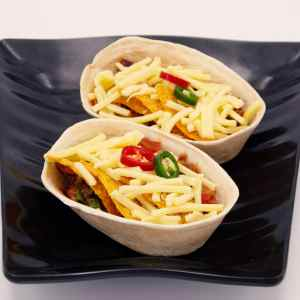 Mexican Style Taco Boats