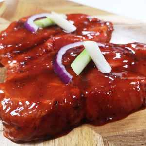 AVO Honey Barbecue Pork Collar