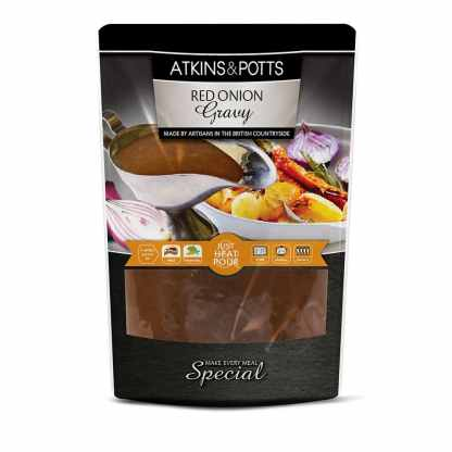 Atkins & Potts Red Onion Gravy