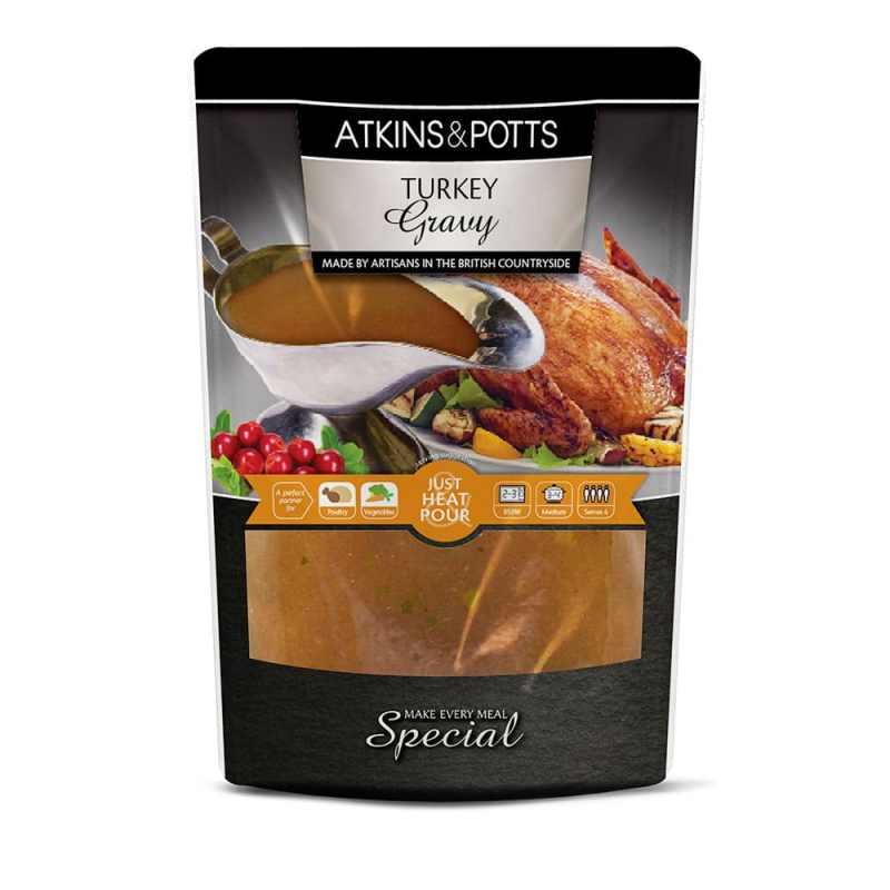 Atkins & Potts Turkey Gravy