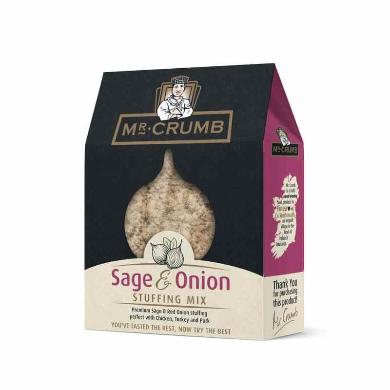 Mr Crumb Sage & Onion Stuffing Mix