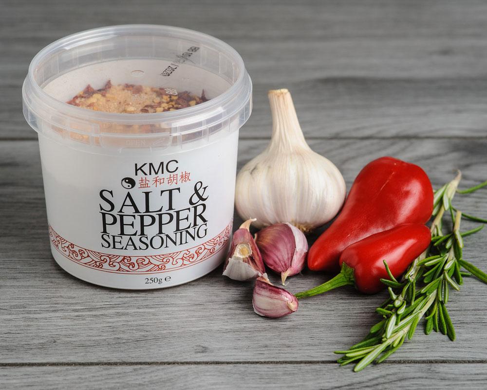 KMC Salt and Pepper Seasoning
