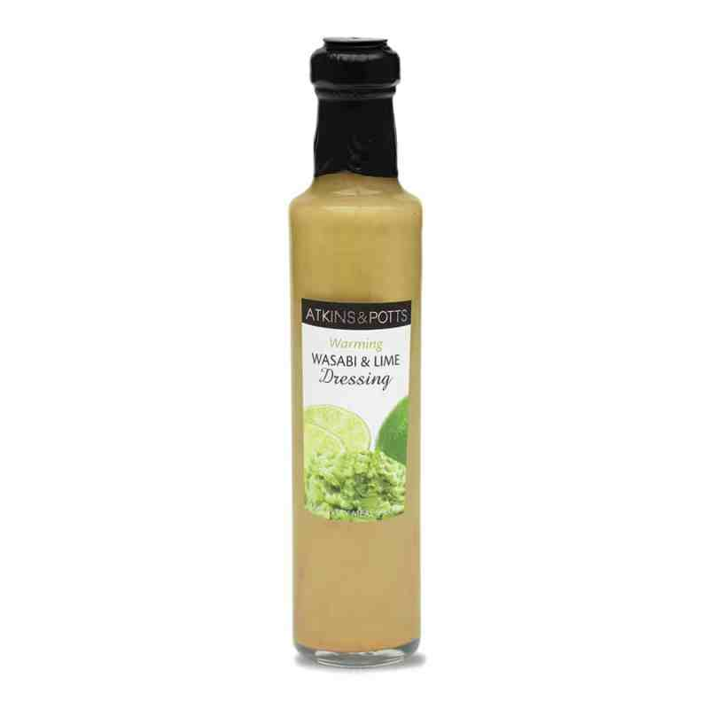 Atkins & Potts Wasabi and Lime Dressing