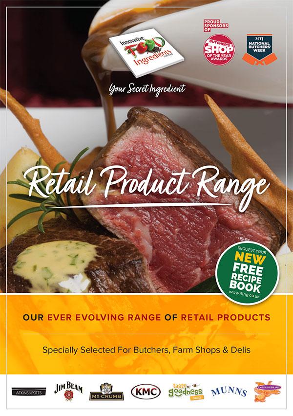 IFI Retail Product Range 2021