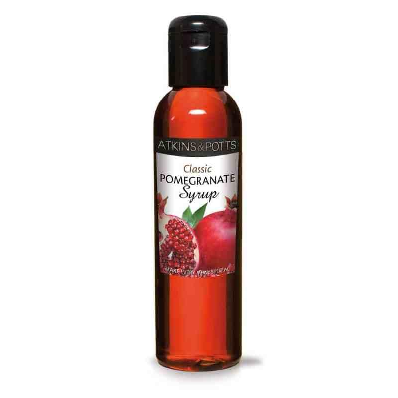 Atkins & Potts Pomegranate Syrup