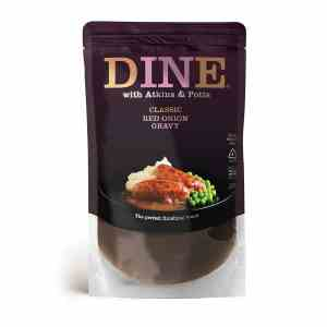 DINE IN with Atkins & Potts Red Onion Gravy