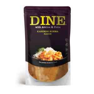 DINE IN with Atkins & Potts Kashmiri Korma Sauce