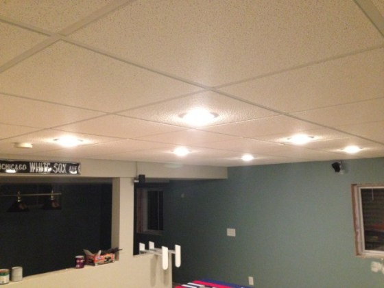 How to Install a Drop Ceiling   5 Simple Steps and 1 Big Mistake I figured out how to install a drop ceiling for my basement