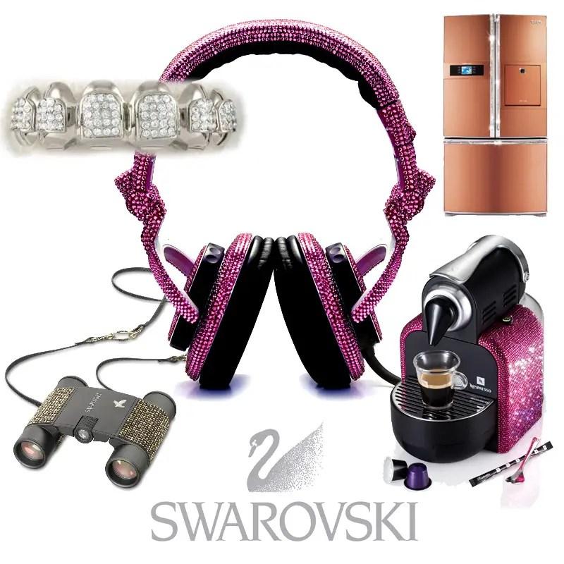 Swarovski- studded items hero IIHIH